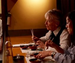 Documental de la gastronomía japonesa