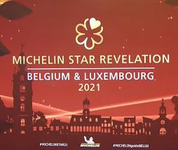 Estrellas Michelin en Bélgica