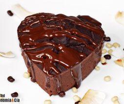 Receta sin azúcar, bajo en carbohidratos y con mucho sabor a chocolate