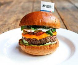 Impossible Burger de Imposssible Foods