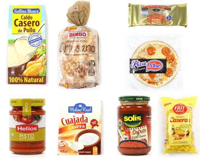 Definir termino natural en los alimentos