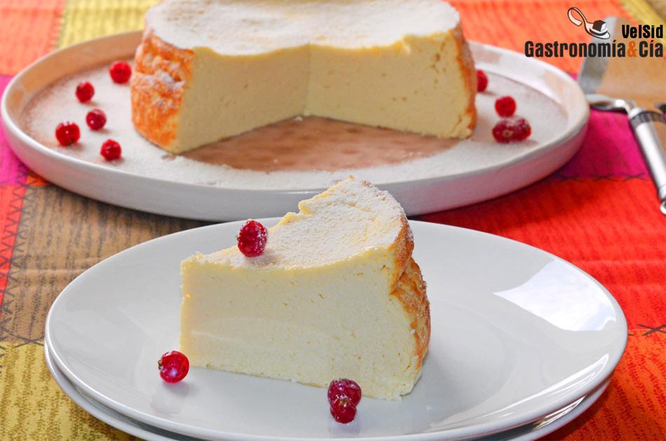 35 recetas de tarta de queso, desde la tradicional a la más creativa, tan fáciles como deliciosas