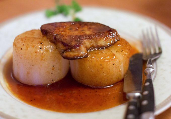 Foie gras en Reino Unido, situación