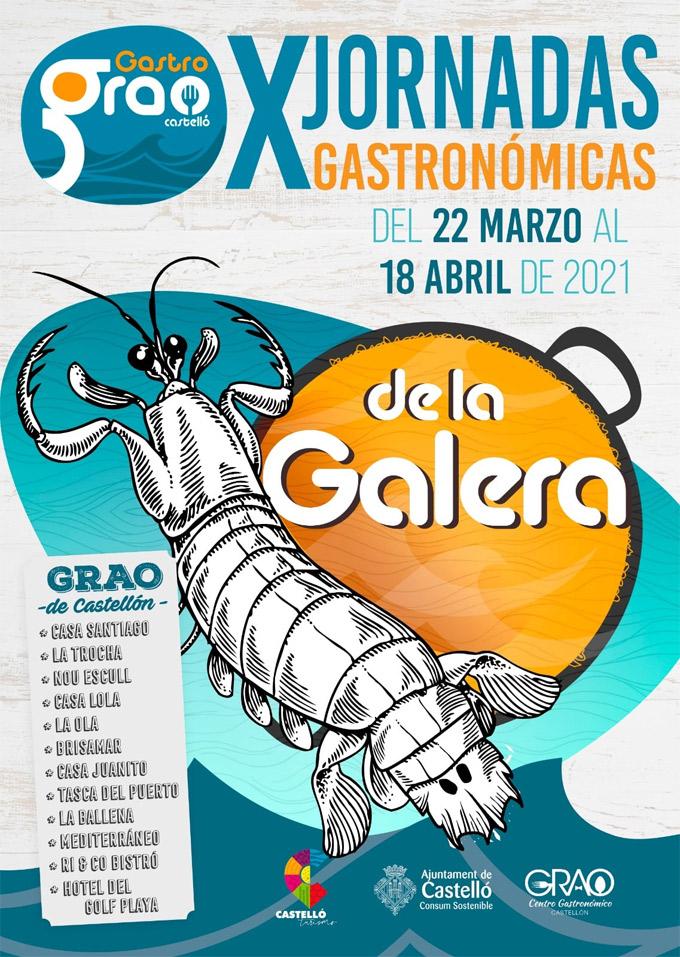 Galeras de Castellón 2021