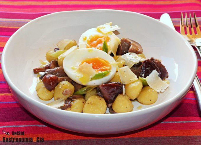 Recetas con huevo duro