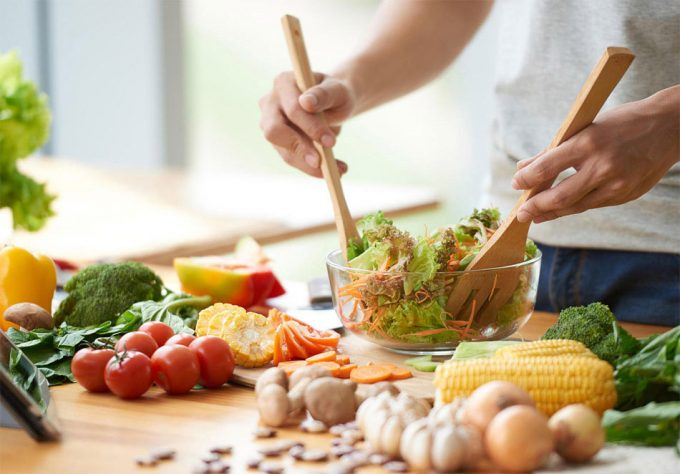 Peos salud ósea al seguir una dieta vegana