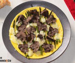 Receta de tortilla