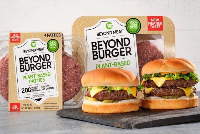 Beyond Burger rica en vitamina B12