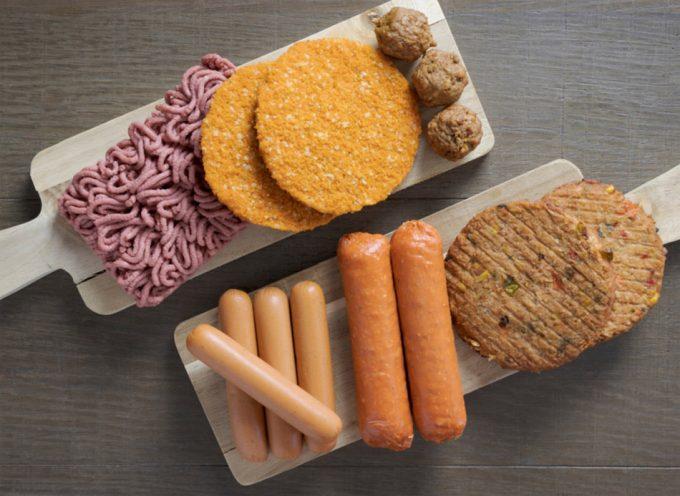 Proteínas de los alimentos vegetales alternativos