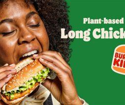 Long Chicken Patty