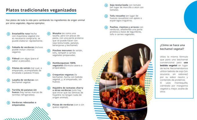 Guía de cocina vegana