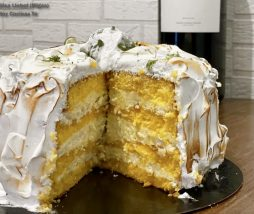 Layer cake o pastel en capas