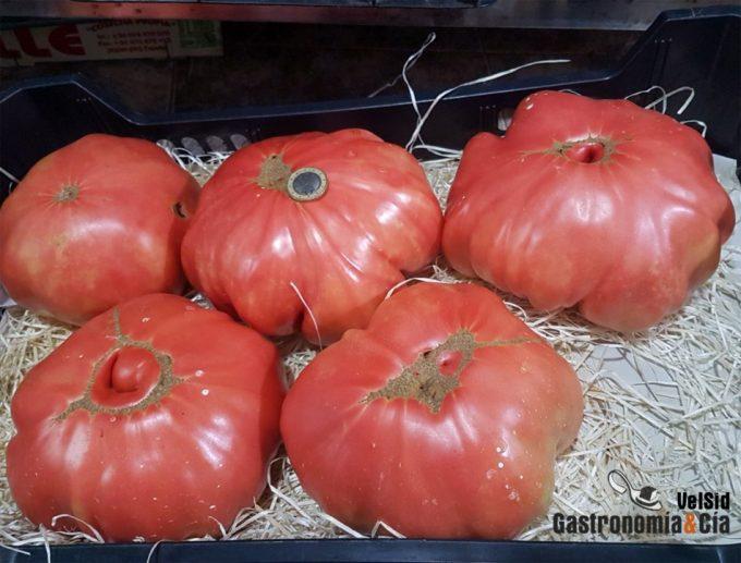 Controlar la maduración del tomate