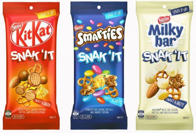 Exceso de azúcar en alimentos de Nestlé