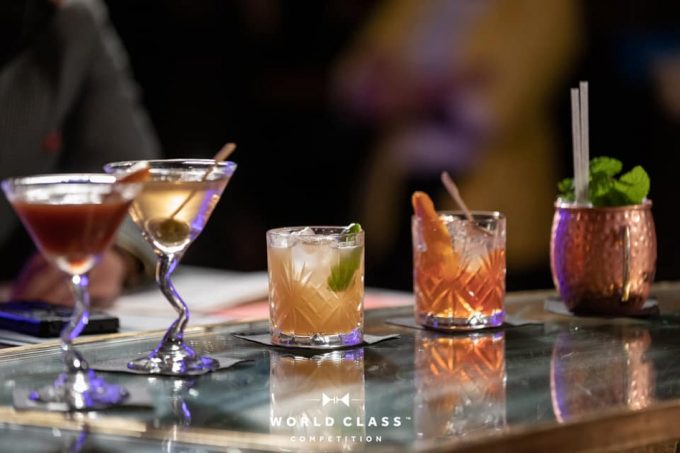 World Class Cocktail Competition