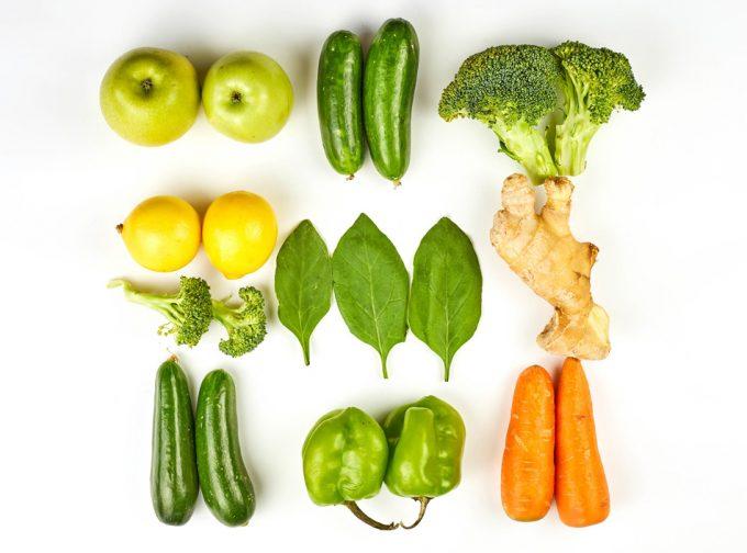 Conservación de alimentos frescos