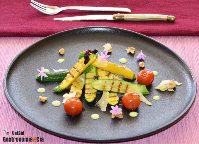 Recetas con calabacines para verano