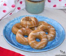 Cómo hacer donuts bizcocho en 5 minutos