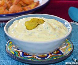 Receta de mayonesa provenzal