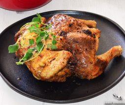 Pollo en airfryer (freidora de aire)