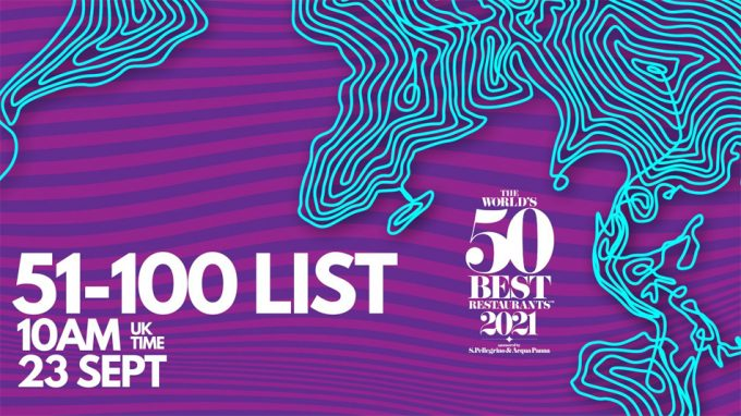 The World's 50 Best