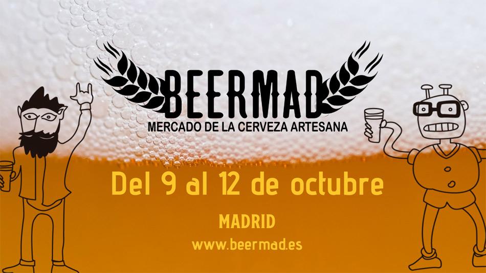 Beermad 2021, vuelve el mercado de la cerveza artesana de Madrid