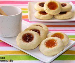 Recetas de galletas fáciles