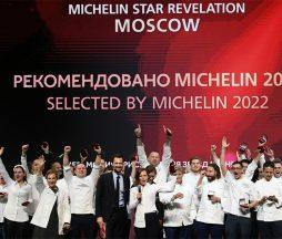 Cocineros con estrella Michelin en Moscú