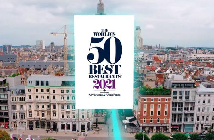 The World's 50 Best Restaurants