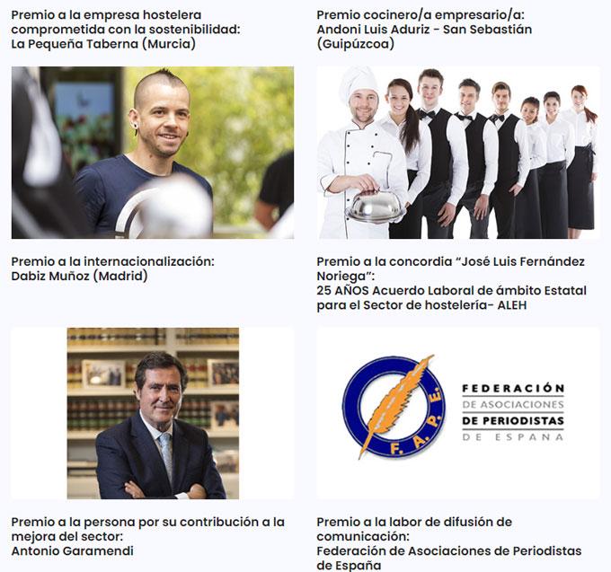 Hostelería España